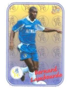 Chelsea Bernard Lambourde card of 2000-2001