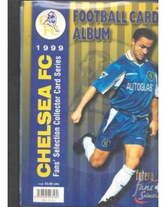 1999 Chelsea FC Fans' Selection Collector Card Series album