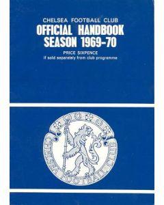 1969-1970 Chelsea Official Handbook