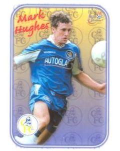 Chelsea Mark Hughes card of 2000-2001