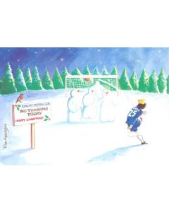 Chelsea Christmas card