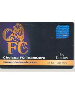 Chelsea FC Team Card 2003-2004