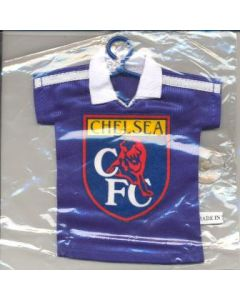 Tiny Chelsea shirt produced in Thailand