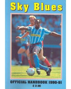Coventry City Official Handbook 1990-1991