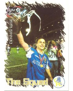 Dennis Wise Chelsea 1999 Card