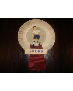 Tottenham Hotspur Vintage Rosette of 1960's