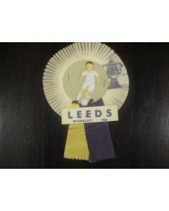 Leeds Vintage Rosette of 1960's
