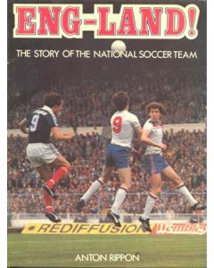 Eng-land! - The Story of the National Soccer Team - book of 1981