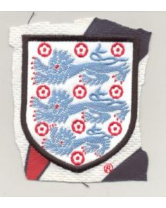 England embroidered badge
