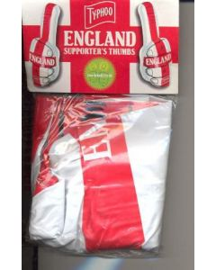 England Supporters' Thumb souvenir