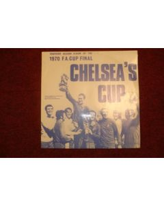 1970 FA Cup Final Chelsea's Cup Record
