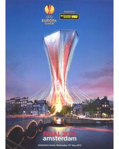 2013 Europa League Final - Chelsea v Benfica press pack 15/05/2013