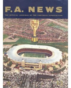 1965-1966 F.A. News - The Official F.A. Journal