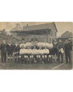 FAXI v Belfast team photograph of season 1945-1946