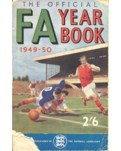 1949-1950 The Official FA Year Book