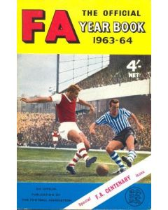 1963-1964 The Official F.A. Year Book