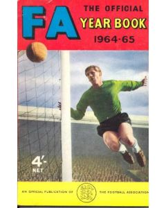 1964-1965 The Official F.A. Year Book