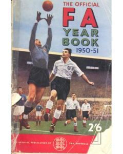 1950-1951 The Official FA Yearbook