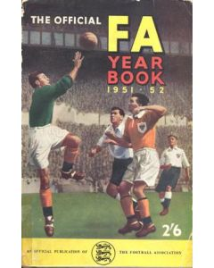 1951-1952 The Official FA Yearbook