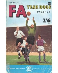 1953-1954 The Official FA Yearbook