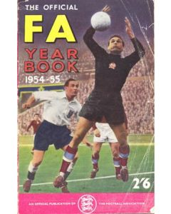 1954-1955 The Official FA Yearbook