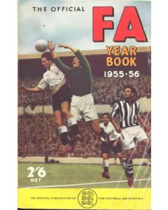 1955-1956 The Official FA Yearbook