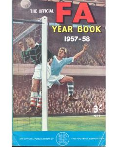 1957-1958 The Official FA Yearbook
