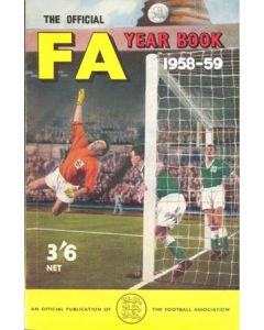 1958-1959 The Official FA Yearbook