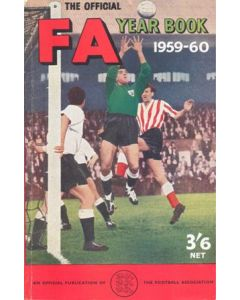 1959-1960 The Official FA Yearbook