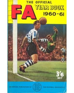 1960-1961 The Official FA Yearbook
