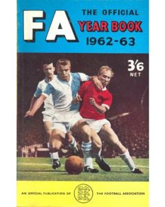 1962-1963 The Official FA Yearbook
