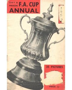 F.A. Cup Annual 1952