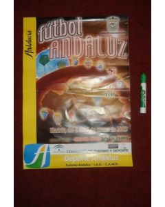Football Andalucia Spanish tournament poster 08-16/03/2003