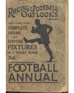 Football Annual 1932-1933