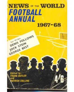 Football Annual 1967-1968, News of the World production