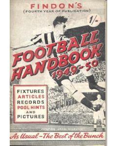 1949-1950 Football Handbook