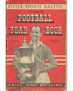 1949-1950 Football Yearbook