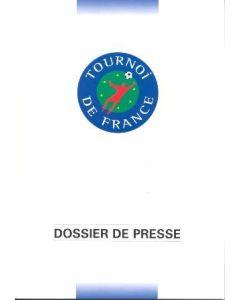 1997 France Tour official programme 03-11/06/1997