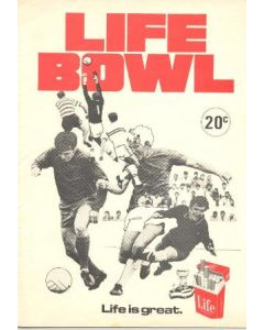 1970 Germiston Callies v Cape Town City official programme 02/10/1970