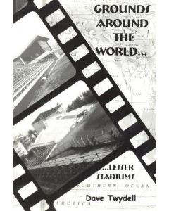 Football Grounds Around The World book 2002 by Dave Twydell