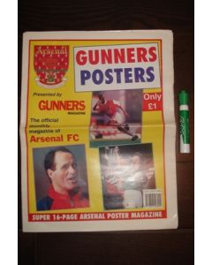 Arsenal - Gunners Posters 1982