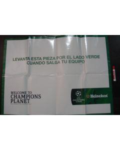 Heineken Champions League Liverpool v Real Betis 23/11/2005 poster