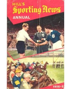 Hill's Sporting News Annual 1956-1957