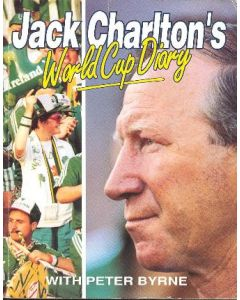 Jack Charlton's World Cup Diary book 1990