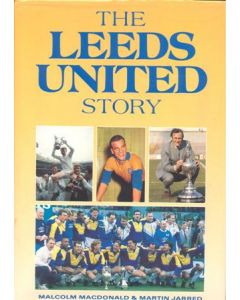 The Leeds United Story book of 1992