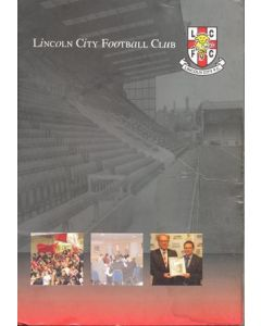 Lincoln City FC press pack 2010-2011
