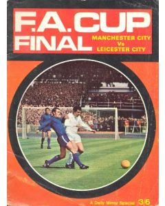 1969 FA Cup Final Daily Mirror Special