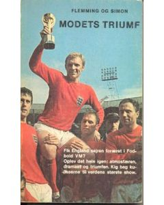 Modets Triumf book abour Englad's World Cup triumph in 1966
