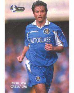 Chelsea - Pierluigi Casiraghi 1998-1999 Premier League colour card
