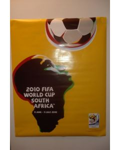 2010 World Cup South Africa Poster